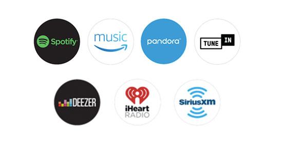Müzik. İstediğiniz her şekilde.